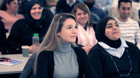 Tredje gruppen nyanlända lärare har fullföljt Snabbspåret