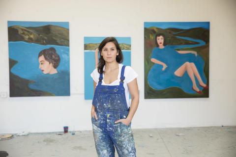 LA Dreams - Sex Los Angeles-konstnärer gästar Stockholm