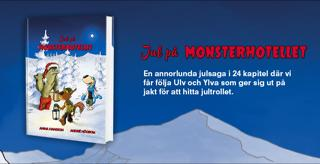 Anna Hansson aktuell med ny julbok