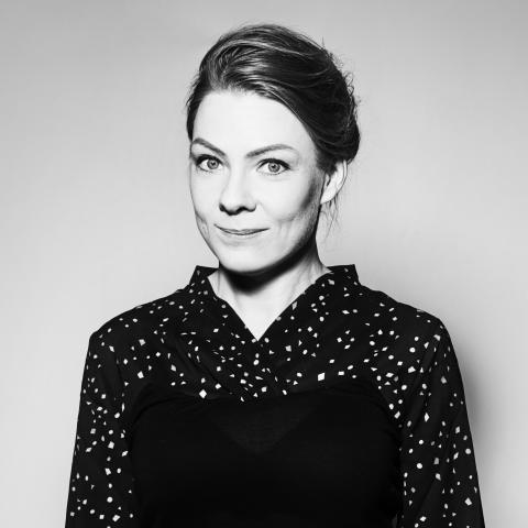 Karolina Gerdin ny kommunikationschef på BSK Arkitekter