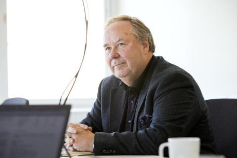 Lennart Petersson, tf koncernchef Assemblin