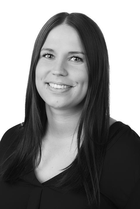 Carolina Andersson blir ny researcher på OnePartnerGroup i Ljungby