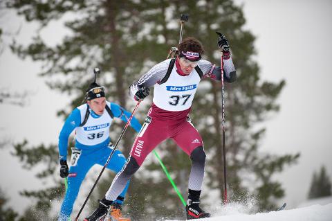 IBU Cup Idre Fjäll 2009