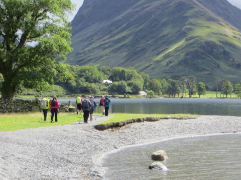 Mindfulness in the Mountains - Walking & Mental Rejuvenation