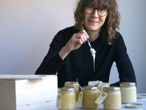 Topprankad pannkaksbloggare vann Sju sorters honung från Svenska Bin