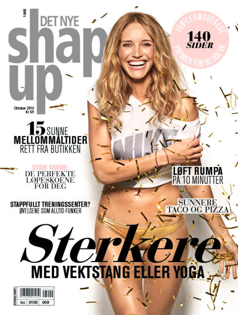 Det Nye ShapeUp, nr 9, 2014