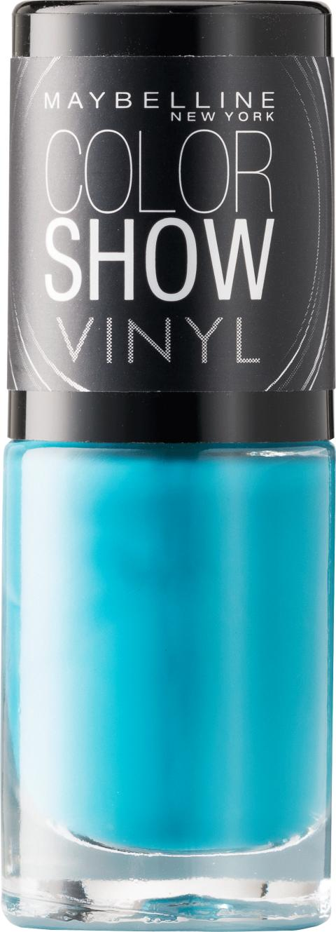 Maybelline Color Show Vinyl 401 Teal the deal