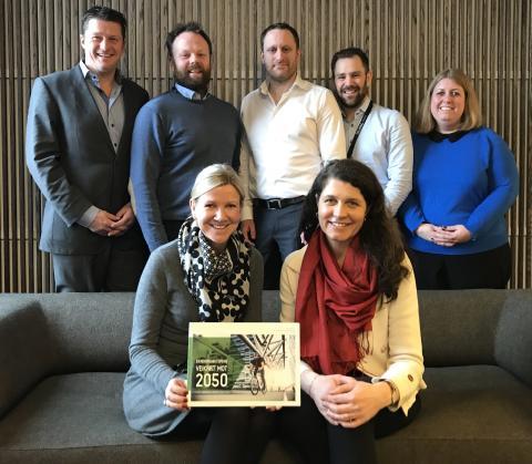 Vi gratulerer Selvaag Eiendom med å forplikte seg til strakstiltakene for eiendomsutviklere