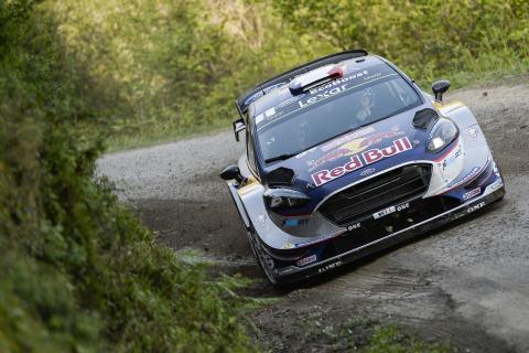 Drei Rallyes in einer: Fiesta WRC-Piloten blicken Heimspiel von Ford optimistisch entgegen