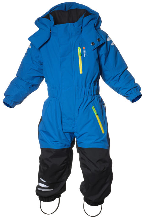 ISBJÖRN PENGUIN Winter Jumpsuit - Superheroblue