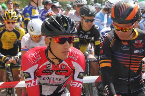 Sven Erik Bystrøm før start i NM U23