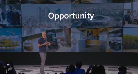Build 2019: Microsoft lanserer nye skytjenester og verktøy for utviklere