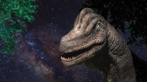 De gigantiska dinosaurierna intar 30-åriga Heureka