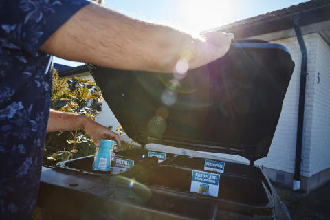 Hx bjuder på god mat från lokala krögare med hållbarhet i fokus