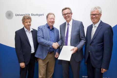 New Ed. Züblin AG Foundation Junior Professorship