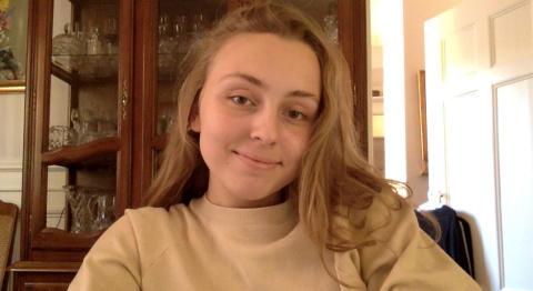 Veckans stjärnbarnvakt - Alexandra från Östermalm
