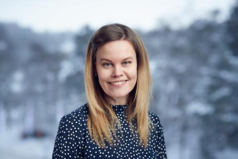 Jenni Lindström nimitetty Pohjoismaiden ja Baltian markkinointijohtajaksi Canon Imaging Technologies & Communications -yksikköön