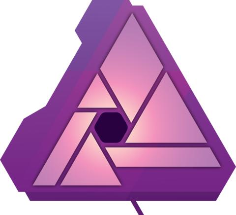 Affinity Photo icon for print