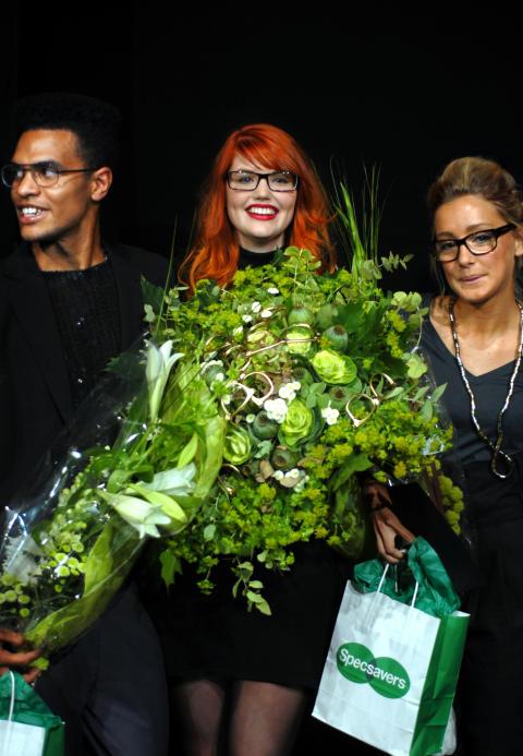 Sverigefinal Årets Glasögonbärare 2008