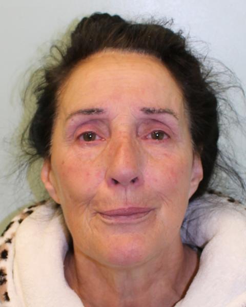 Maria Miller - custody image