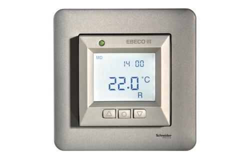 Front Cover EB-Therm 355 Metallic