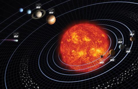 60 år i rymden - Institutet för rymdfysik fyller 60 år