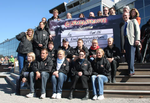 Final i Olympiatravet: Svanstedt jagar en dubbel trippel