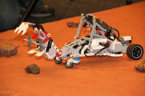 2. Schüler-Ingenieur-Akademie ROBOTOOL