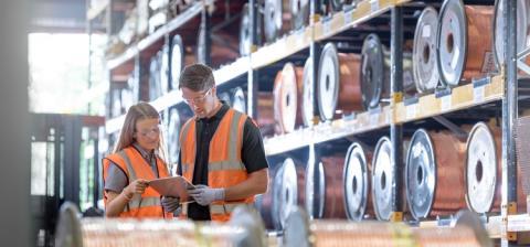 Industrin vill växa men har svårt att anställa