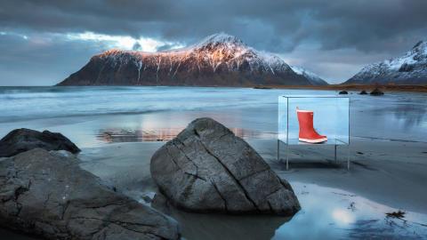 Viking Seilas - en ny generasjon vanntett seilerstøvel for enhver regatta