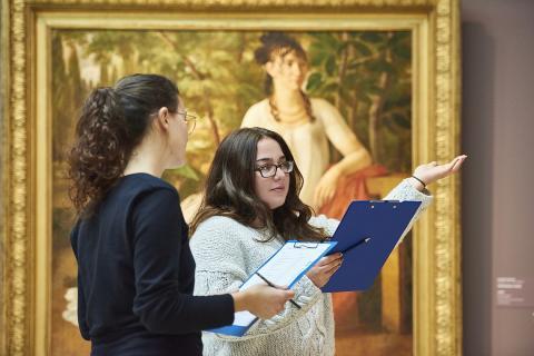 Klett Gruppe unterstützt Sprachführungen der Staatsgalerie Stuttgart