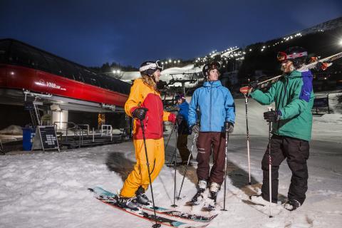 SkiStar Åre: Åk skidor för Musikhjälpen under Snö Test och Fest