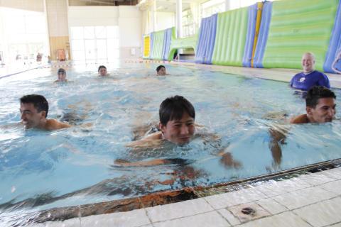 Sommarskola SPRINT-elever