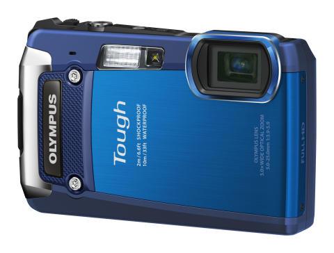 Olympus nya TOUGH med iHS-teknologi tar bilder i D-SLR klass