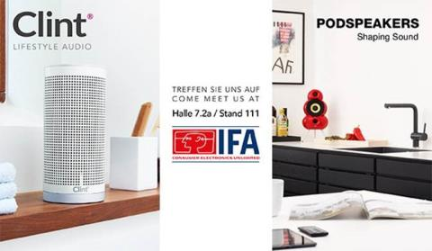 Visit us at IFA Berlin 2015