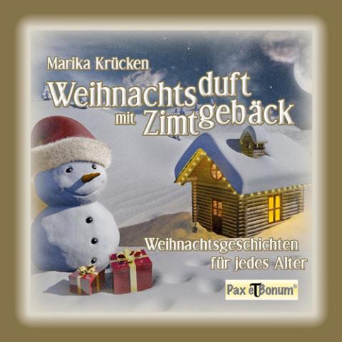Berliner Blatt im Gespräch mit Autorin Marika Krücken – Weihnachtsduft mit Zimtgebäck