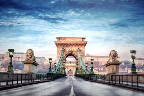 Ny direkterute til Budapest fra Bergen lufthavn Flesland