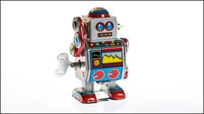 Robotar slåss om mästerskapstitel på Tekniska museet
