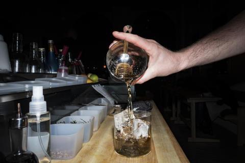 Rutabaga - Drink