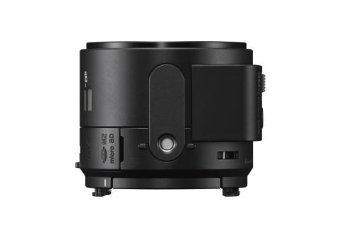 DSC-QX30 bottom