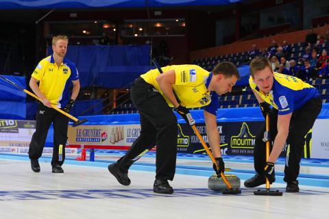 Sveriges bästa curlinglag splittras