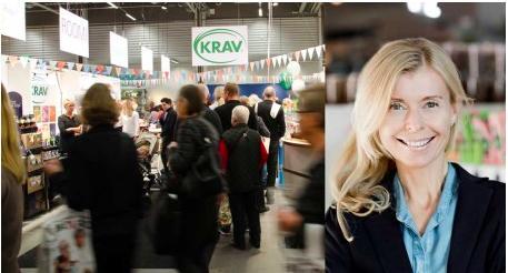 Organic Sweden tar över KRAVs exportarbete