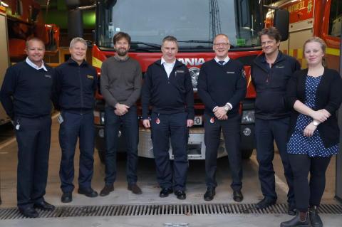 Skåne stärker sin ledningsförmåga vid stora händelser