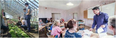 Ny entreprenörsutbildning med hållbar inriktning på Skillebyholm