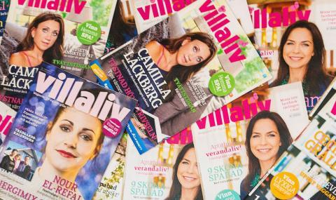 Resurs Bank och Förlaget Villaliv i samarbete - skapar Villalånet