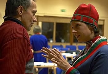 Sametinget håller plenum i Västerbotten