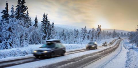 Vinterspara på miljö och ekonomi.
