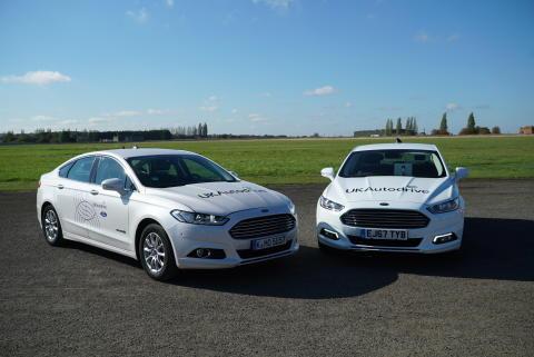 Rødt lys snart fortidslevn med ny Ford-teknologi