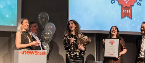 Malmö: Frukostseminarium - Möt vinnarna av Digital PR Awards