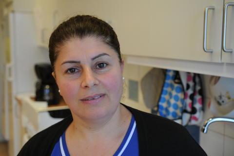 Nada Maragi från Irak